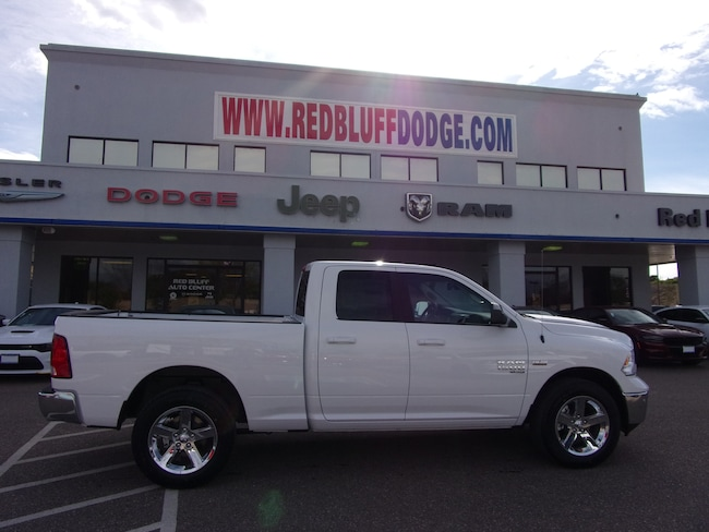 New 2019 Ram 1500 Classic CLASSIC BIG HORN QUAD CAB 4X4 6'4 BOX Quad Cab for sale in Red Bluff at Red Bluff Dodge Chrysler Jeep Ram