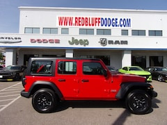 New 2019 Jeep Wrangler UNLIMITED SPORT 4X4 Sport Utility for sale in Red Bluff, CA