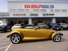 Used 2002 Chrysler Prowler Base Convertible 1C3EW65G62V100255 in Red Bluff, CA, near Chico