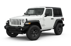 New 2019 Jeep Wrangler SPORT 4X4 Sport Utility for sale in Red Bluff, CA