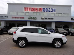 Used cars 2015 Jeep Cherokee Limited 4x4 SUV 1C4PJMDS0FW636695 in Red Bluff, near Chico, California