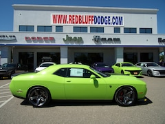 New Cars 2019 Dodge Challenger SRT HELLCAT REDEYE Coupe 2C3CDZL94KH638352 Red Bluff, CA