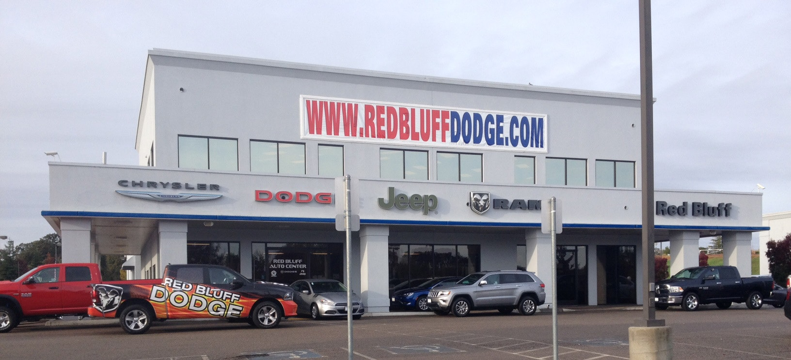 Red Bluff Dodge >> About Red Bluff Dodge Chrysler Jeep Ram Red Bluff Ca