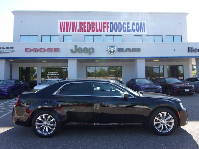 Used 2017 Chrysler 300 Limited Sedan for sale in Red Bluff at Red Bluff Dodge Chrysler Jeep Ram