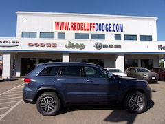 New 2020 Jeep Grand Cherokee LIMITED 4X4 Sport Utility for sale in Red Bluff, CA