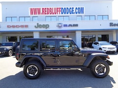 New 2020 Jeep Wrangler UNLIMITED RUBICON 4X4 Sport Utility for sale in Red Bluff, CA