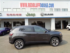 New 2018 Jeep Compass LIMITED 4X4 Sport Utility for sale in Red Bluff, CA