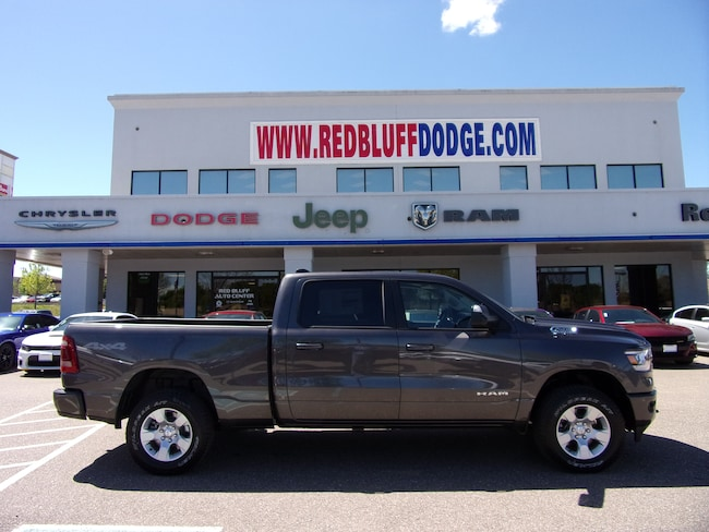 New 2019 Ram 1500 BIG HORN / LONE STAR CREW CAB 4X4 6'4 BOX Crew Cab for sale in Red Bluff at Red Bluff Dodge Chrysler Jeep Ram