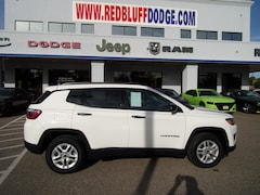 Used cars 2018 Jeep Compass Sport FWD SUV 3C4NJCAB4JT204552 in Red Bluff, near Chico, California