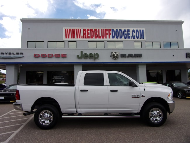 New 2018 Ram 2500 TRADESMAN CREW CAB 4X4 6'4 BOX Crew Cab For Sale/Lease Red Bluff, CA