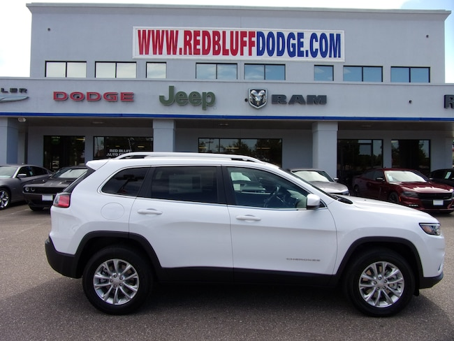 New 2019 Jeep Cherokee LATITUDE 4X4 Sport Utility For Sale/Lease Red Bluff, CA