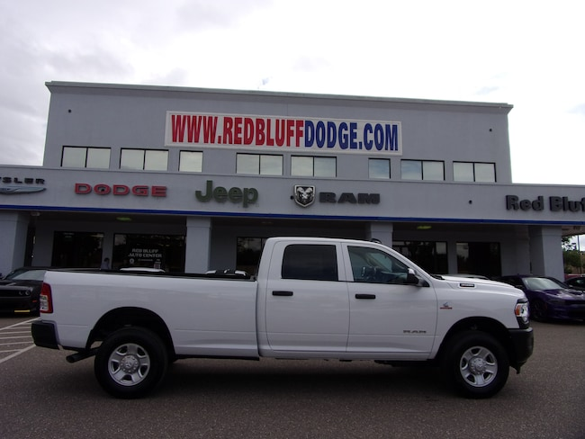 New 2019 Ram 3500 TRADESMAN CREW CAB 4X4 8' BOX Crew Cab for sale in Red Bluff at Red Bluff Dodge Chrysler Jeep Ram