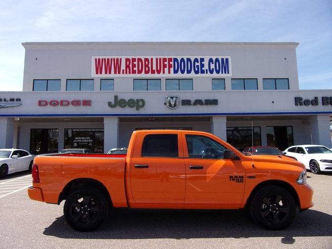 Red Bluff Dodge >> New 2019 Ram 1500 For Sale At Red Bluff Dodge Chrysler Jeep Ram Vin 1c6rr7kt8ks621143