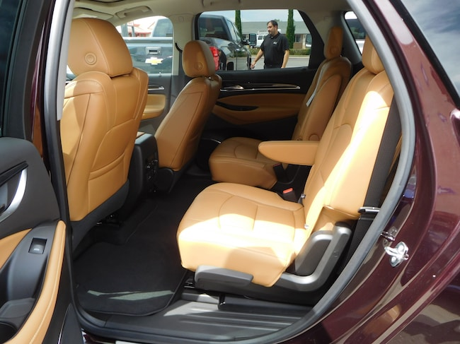 Buick Enclave Seating Capacity >> Used 2018 Buick Enclave For Sale At Corning Chevrolet Buick Vin