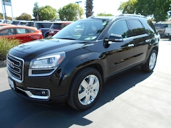 All new and used cars, trucks, and SUVs 2017 GMC Acadia Limited Limited SUV for sale near you in Corning, CA