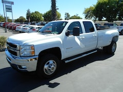 All new and used cars, trucks, and SUVs 2013 Chevrolet Silverado 3500HD LTZ Truck Crew Cab for sale near you in Corning, CA