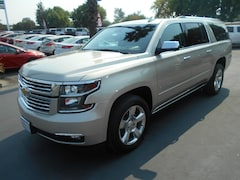 All new and used cars, trucks, and SUVs 2015 Chevrolet Suburban 1500 LTZ SUV for sale near you in Corning, CA