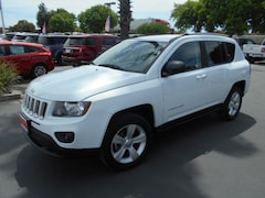 All new and used cars, trucks, and SUVs 2016 Jeep Compass Sport SE SUV for sale near you in Corning, CA