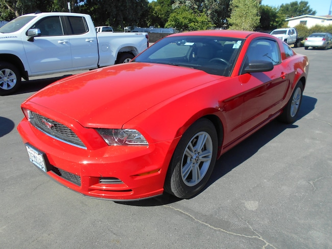 Used 2014 Ford Mustang Coupe Corning