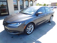 All new and used cars, trucks, and SUVs 2015 Chrysler 200 200S Sedan for sale near you in Corning, CA