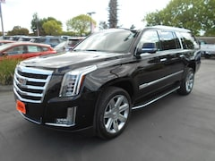 All new and used cars, trucks, and SUVs 2017 Cadillac Escalade ESV Luxury SUV for sale near you in Corning, CA
