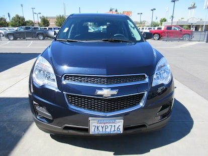 Used 2015 Chevrolet Equinox For Sale at Corning Chevrolet