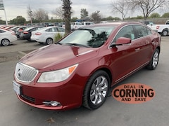 All new and used cars, trucks, and SUVs 2011 Buick LaCrosse CXL Sedan for sale near you in Corning, CA