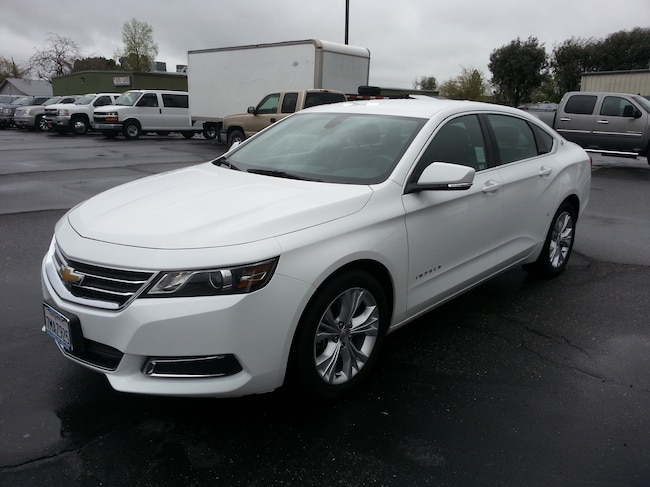 Used 2015 Chevrolet Impala LT Sedan Corning