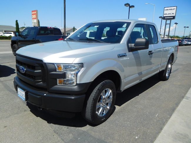 Used 2016 Ford F-150 XL Super Cab 6 1/2 Bed Corning