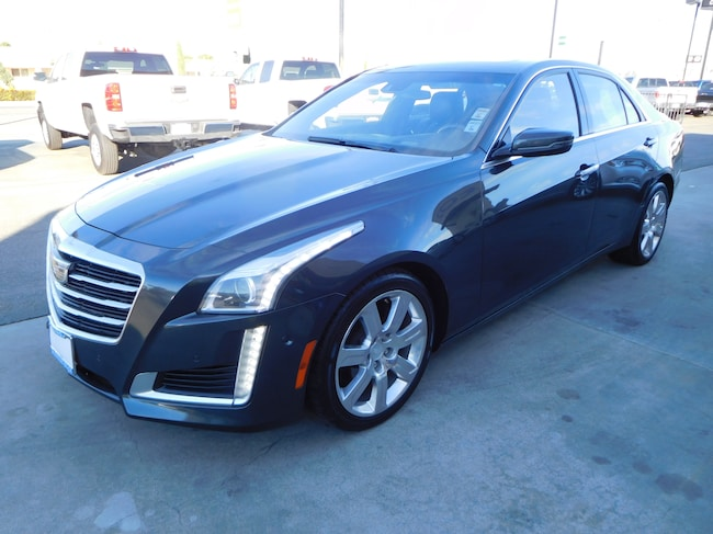 Used 2015 Cadillac CTS 3.6 Premium Collection Sedan Corning
