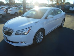 All new and used cars, trucks, and SUVs 2014 Buick LaCrosse Leather Group Sedan for sale near you in Corning, CA