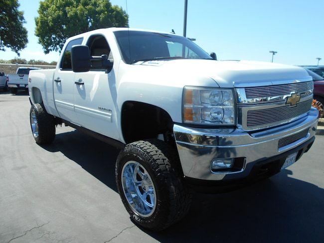 Used 2011 Chevrolet Silverado 2500hd For Sale Corning Ca