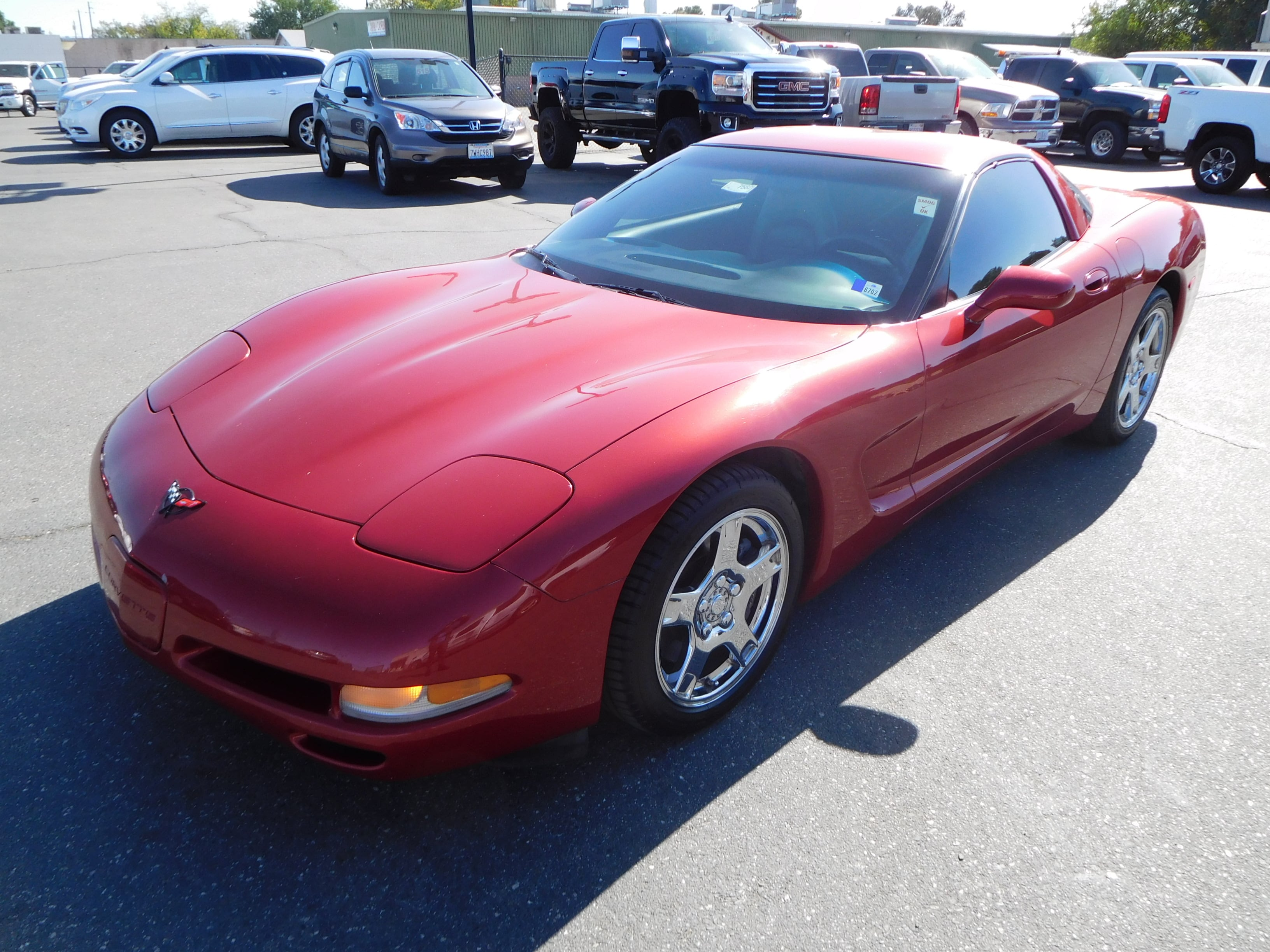 1998 Chevrolet Corvette Base Coupe