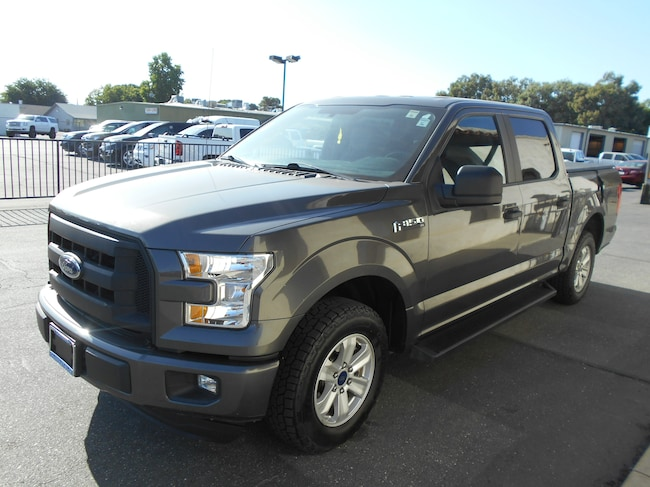 Used 2015 Ford F-150 XL Crew Cab 5 1/2 bed Corning