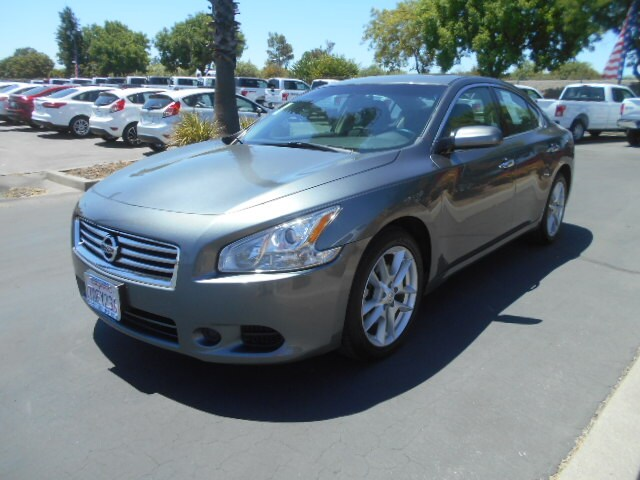 Featured new and used vehicles 2014 Nissan Maxima 3.5 S Sedan for sale near you in Corning, CA