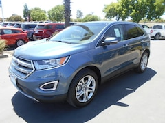 All new and used cars, trucks, and SUVs 2018 Ford Edge TITANIUM SUV for sale near you in Corning, CA