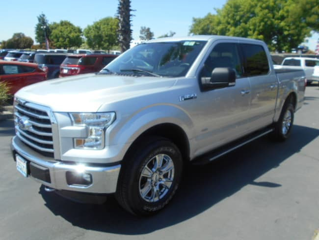 Used 2015 Ford F150 XLT Crew Cab 5 1/2 bed Corning