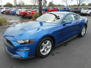 New 2018 Ford Mustang Coupe near Corning, CA