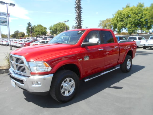 Used 2012 Ram 2500 Laramie Longhorn Truck Crew Cab for sale in Corning, CA
