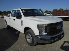 All new and used cars, trucks, and SUVs 2019 Ford F250 XL Crew Cab 8' bed for sale near you in Corning, CA