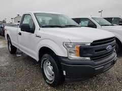 2018 Ford F150 XL Regular Cab 8 ft bed