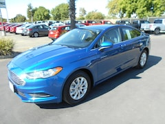 All new and used cars, trucks, and SUVs 2018 Ford Fusion S Sedan for sale near you in Corning, CA