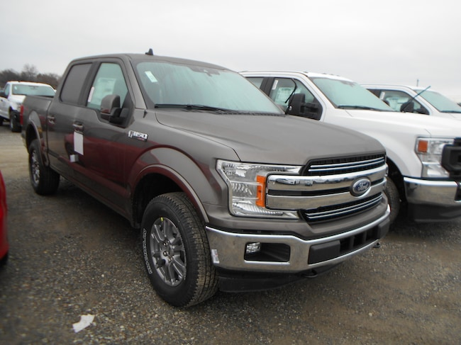 New 2020 Ford F-150 Lariat Crew Cab 5 1/2 bed Corning