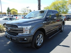 New Ford cars, trucks, and SUVs 2019 Ford F-150 Lariat Super Crew for sale near you in Corning, CA