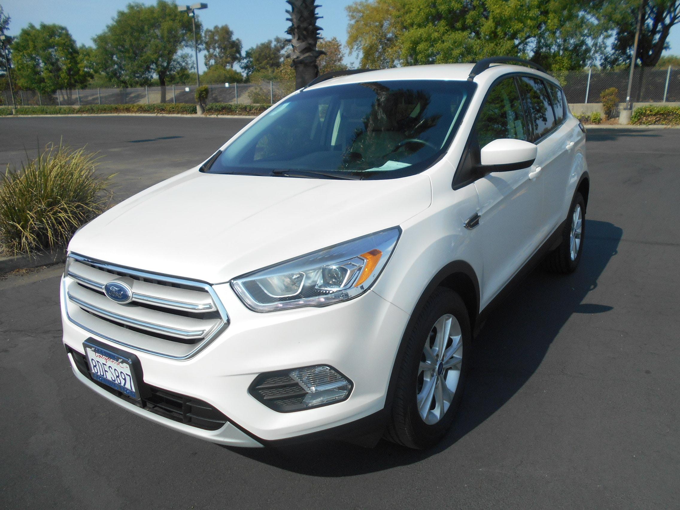 2018 Ford Escape SUV