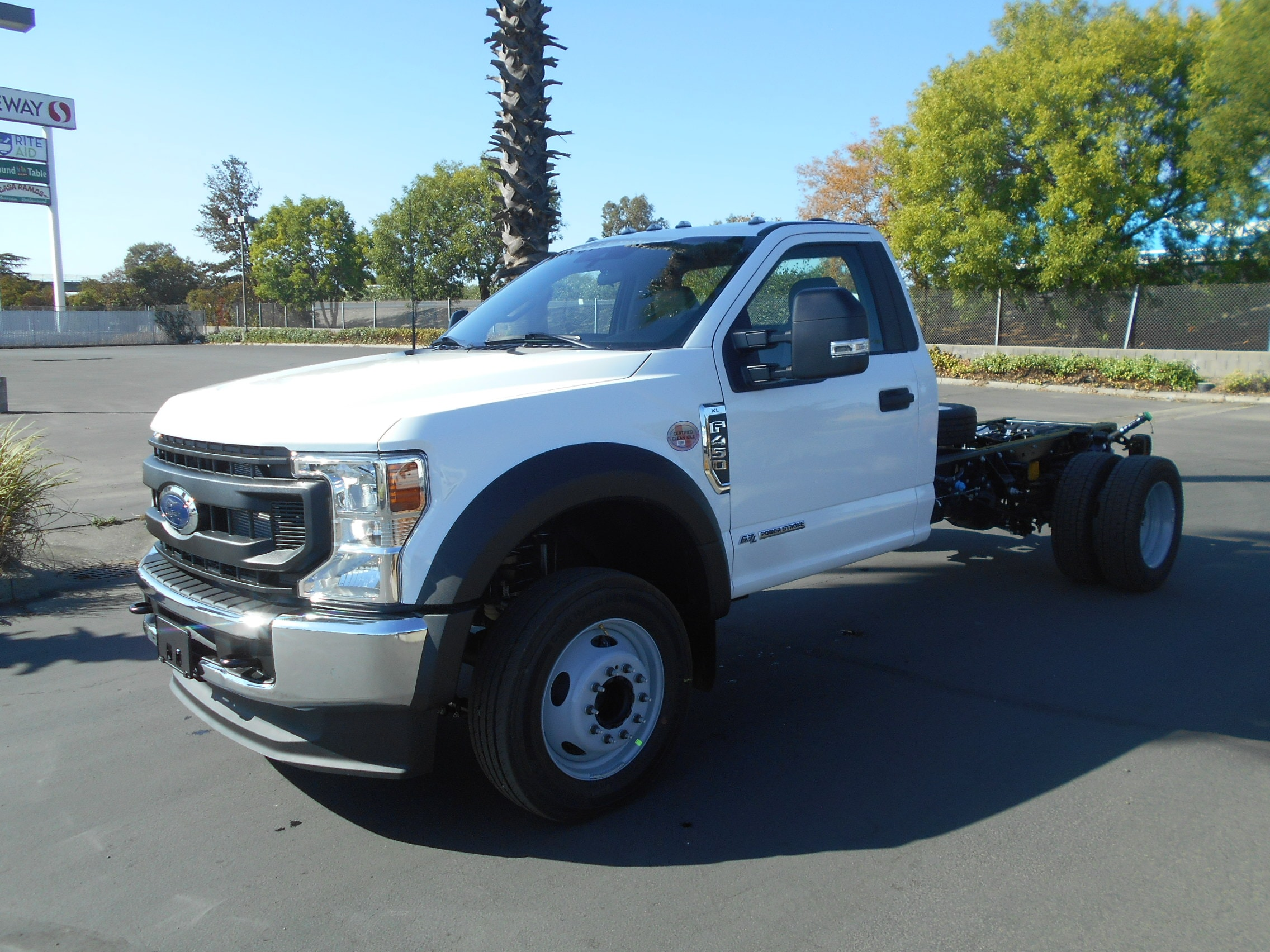 2022 Ford F-450 Chassis