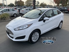 New Ford cars, trucks, and SUVs 2018 Ford Fiesta S Sedan for sale near you in Corning, CA