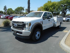 New Ford cars, trucks, and SUVs 2019 Ford F-550 Chassis XL Crew Cab for sale near you in Corning, CA