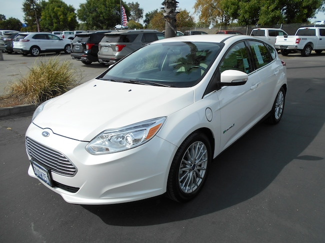 Used 2016 Ford Focus Hatchback Corning