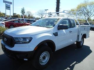 2021 Ford Ranger XL Harbor body